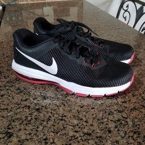 Nike Air Max Tennis Shoes.